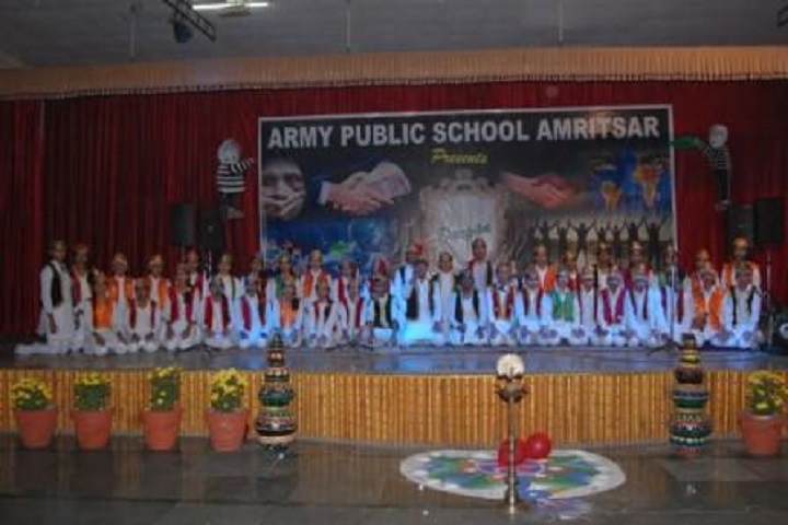 Army School-Annual Day Celebration