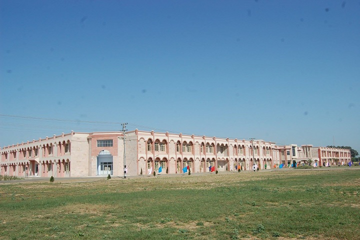 Army School-Campus View
