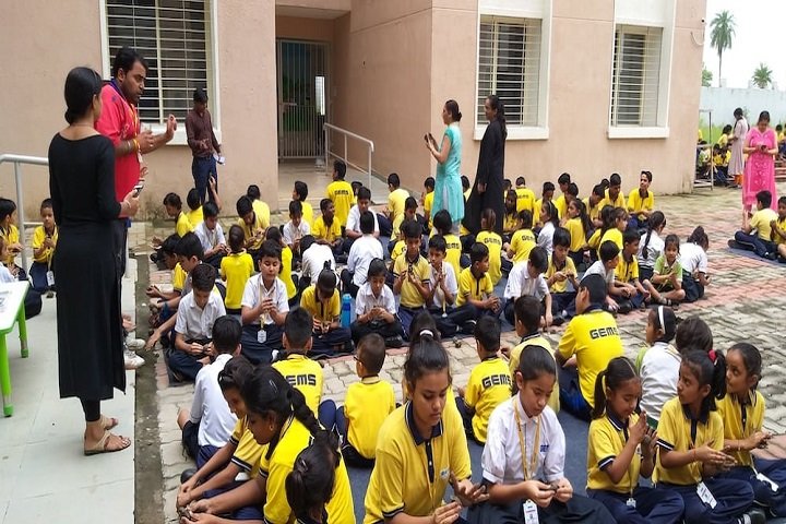 Gems Public School-Activity