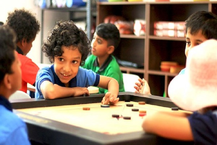 Gems Public School-Carrom