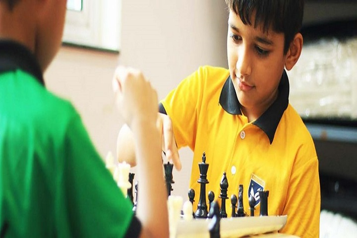 Gems Public School-Chess