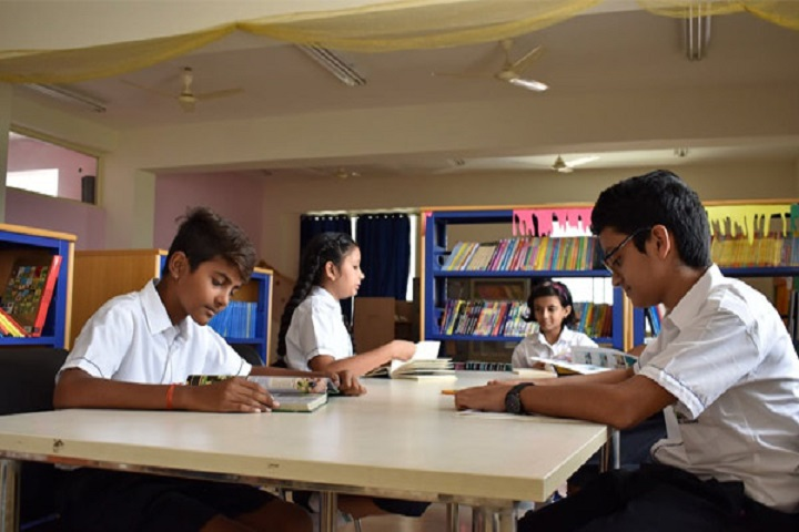 Gems Public School-Library