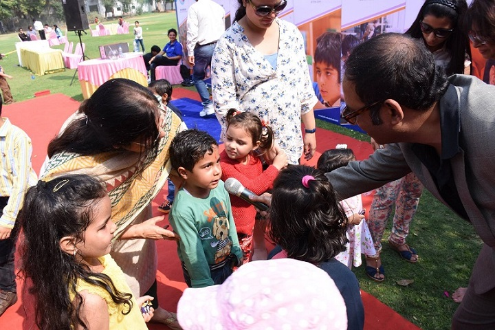 Kunskapsskolan Lucknow-Childrens Day Celebration