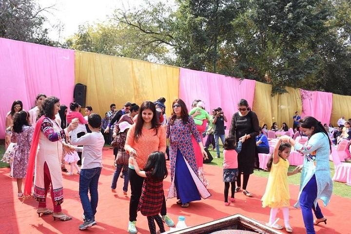 Kunskapsskolan Lucknow-Event