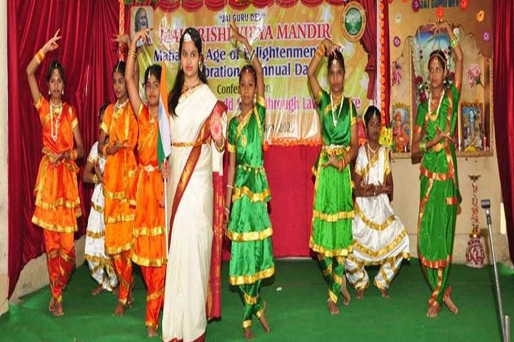 Maharishi Vidya Mandir-Annual Day Celebration