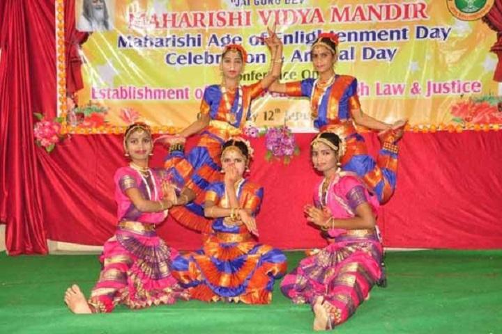 Maharishi Vidya Mandir-Classical Dance