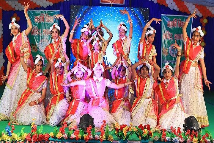 Maharishi Vidya Mandir-Group Dance