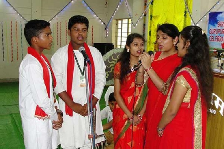 Maharishi Vidya Mandir-Group Singing