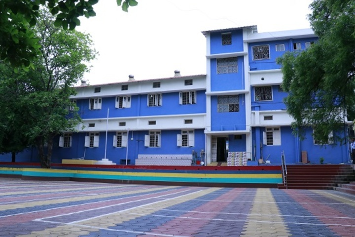 St Xaviers Cathedral School-Campus View