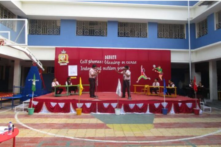 St Xaviers Cathedral School-Debate Competition