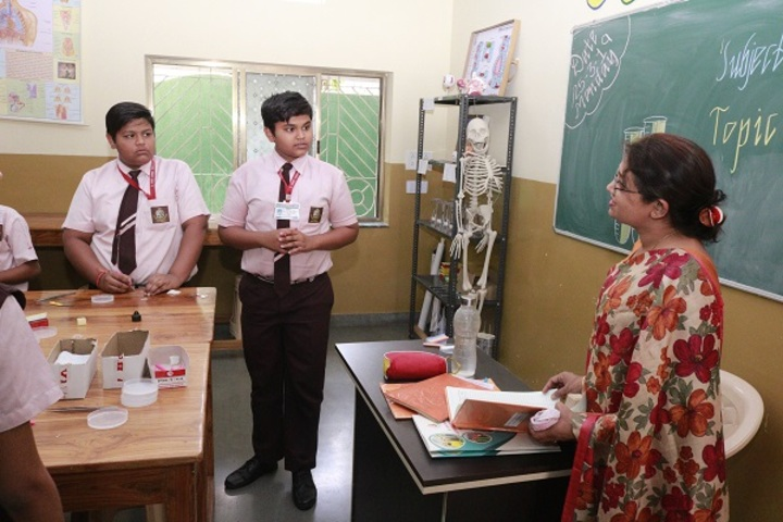 St Xaviers Cathedral School-Lab
