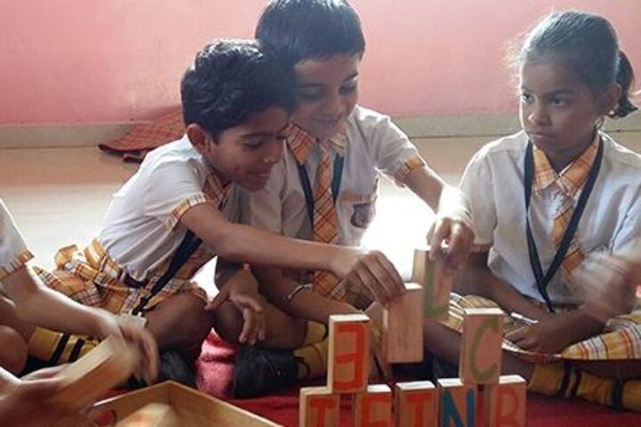 Harikisan Maloo International School-Activites