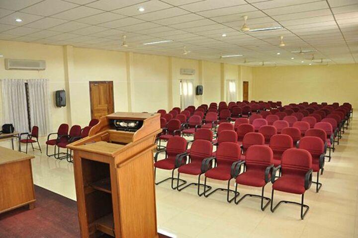 Harikisan Maloo International School-Auditorium