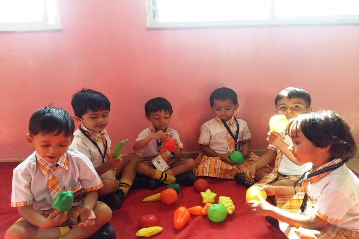 Harikisan Maloo International School-Classroom Activity