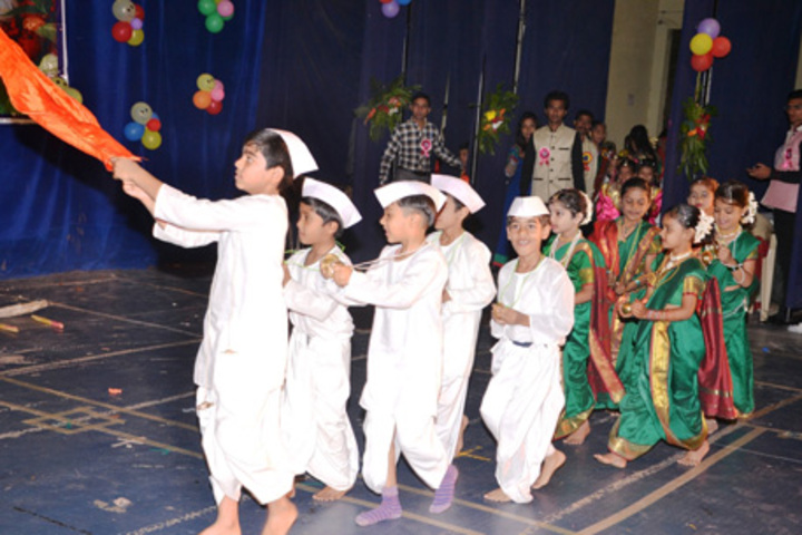 Harikisan Maloo International School-Event