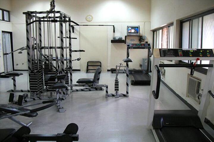 Harikisan Maloo International School-Gym