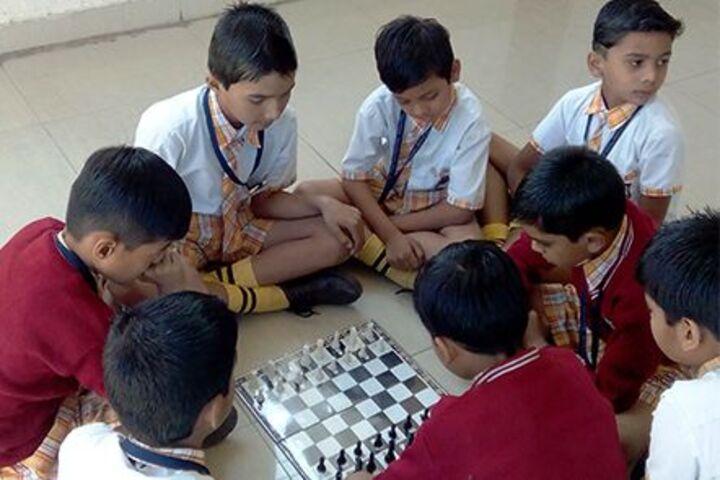 Harikisan Maloo International School-Indoor Games