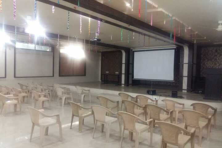 Harikisan Maloo International School-Seminar Hall