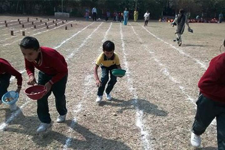 Harikisan Maloo International School-Sports Day