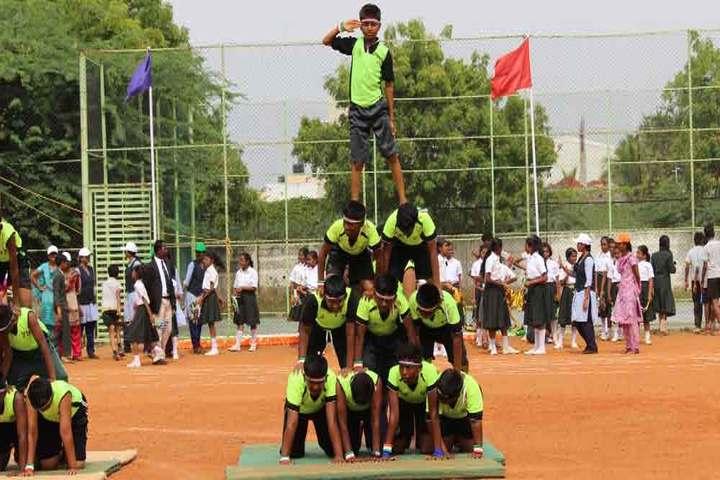Chellammal Matric Higher Secondary School-Activity