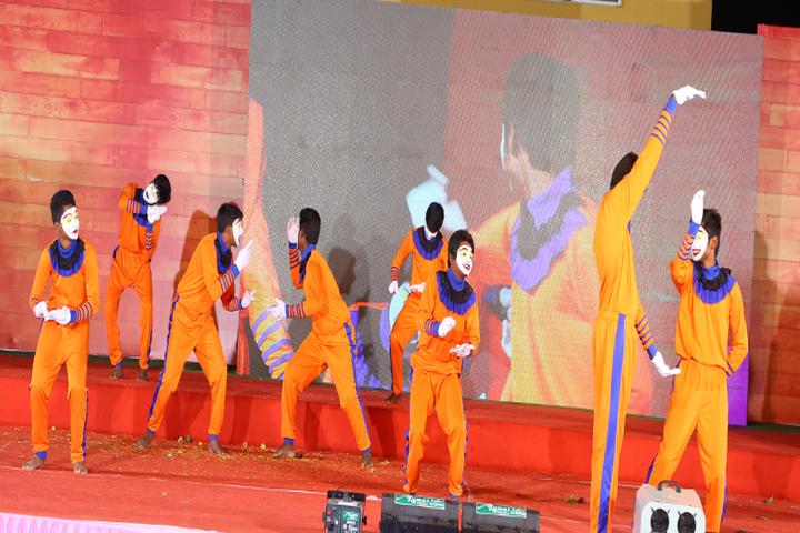 Chellammal Matric Higher Secondary School-Annual Day