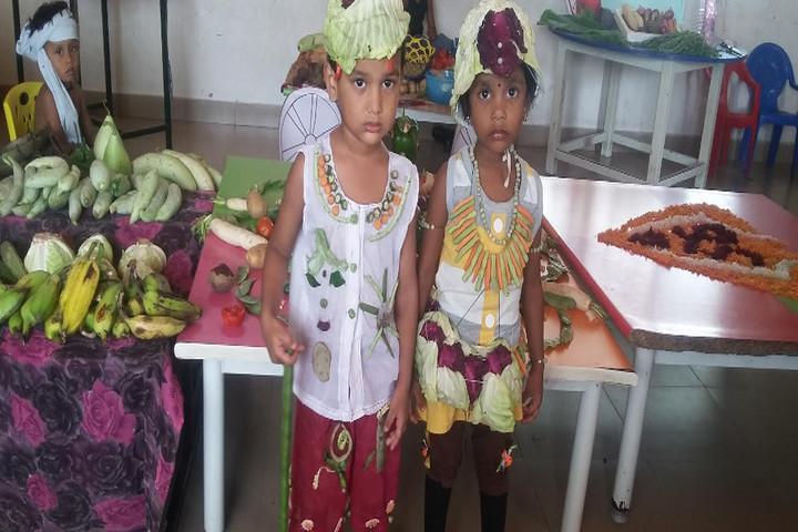 Chellammal Matric Higher Secondary School-Art And Craft