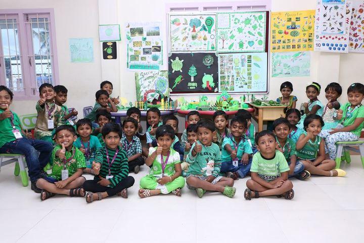 Sri Ramakrishna Central School-Activity Room