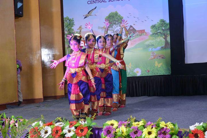 Sri Ramakrishna Central School-Annual Day