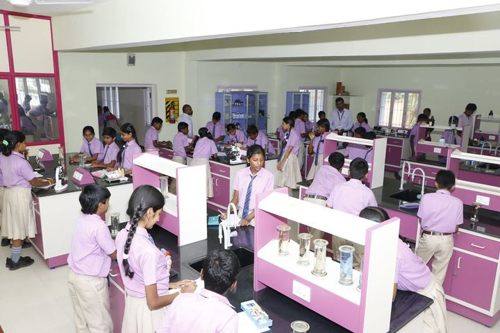Sri Ramakrishna Central School-Biology Lab