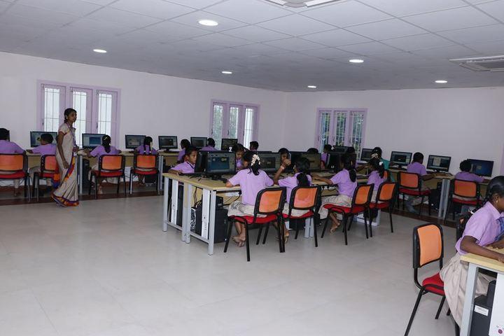 Sri Ramakrishna Central School-Computer Lab