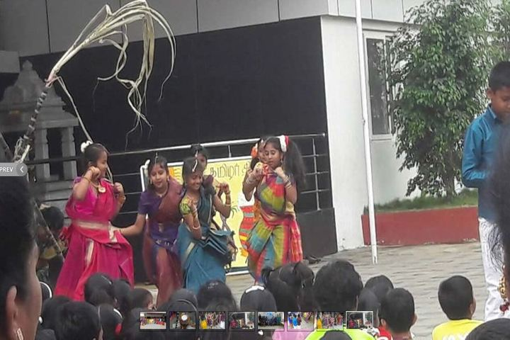 Sri Ramakrishna Central School-Festival Celebrations