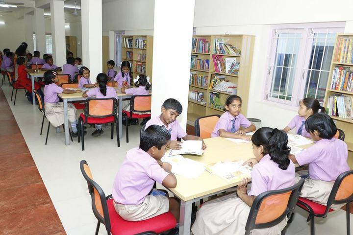 Sri Ramakrishna Central School-Library