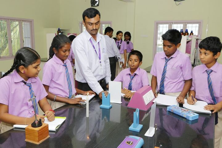 Sri Ramakrishna Central School-Physics Lab