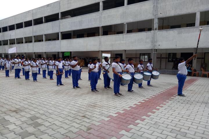 Swami Vivekananda Vidya Peedam-Band Troop