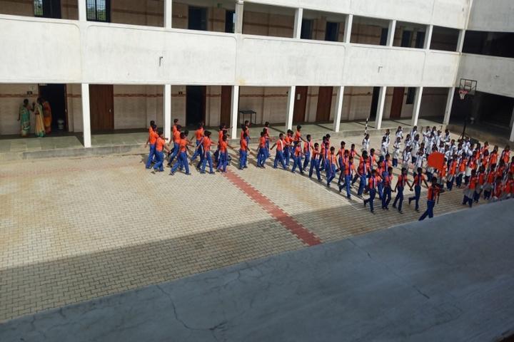 Swami Vivekananda Vidya Peedam-March Past