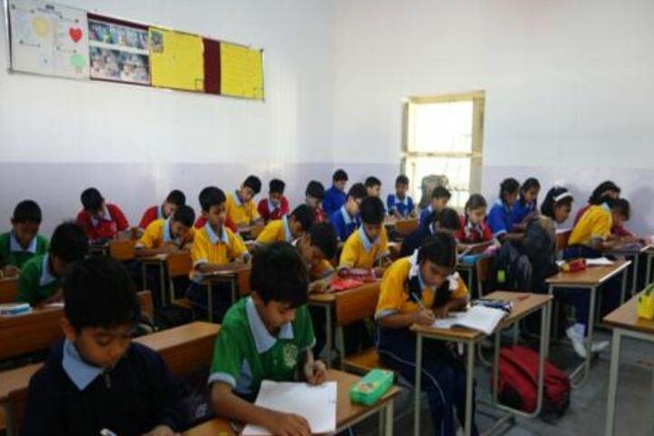 Montfort School-Classroom