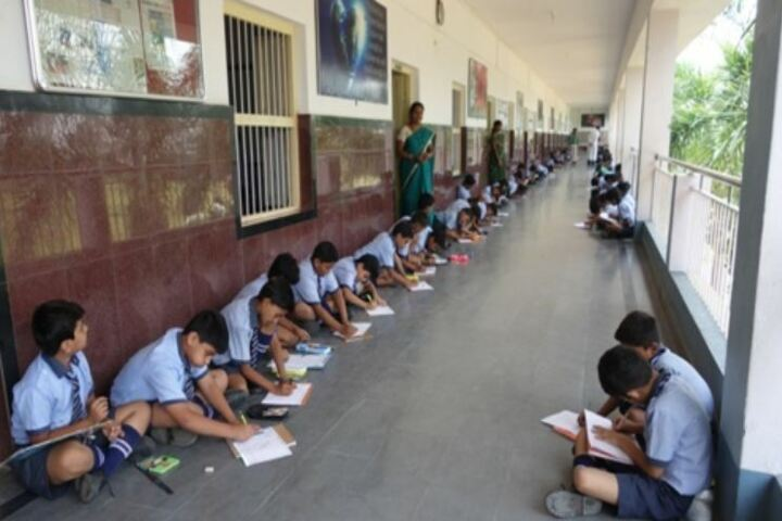 Montfort School-Drawing Competition
