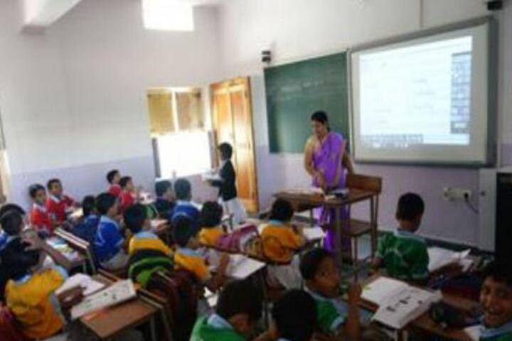 Montfort School-Smart Classroom