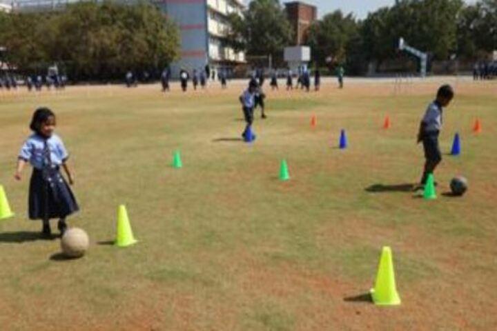 Montfort School-Sports Day