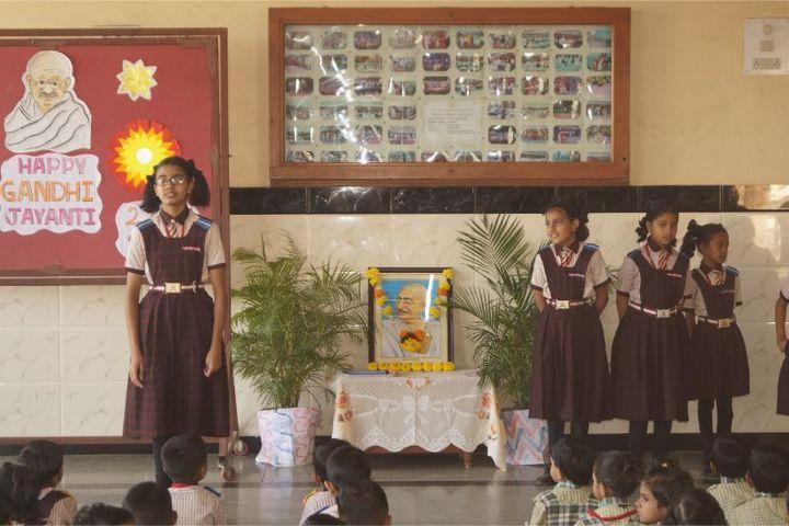 Montfort School-Gandhi Jayanthi