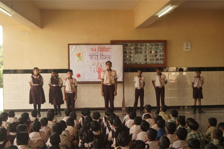 Montfort School-Hindi Diwas