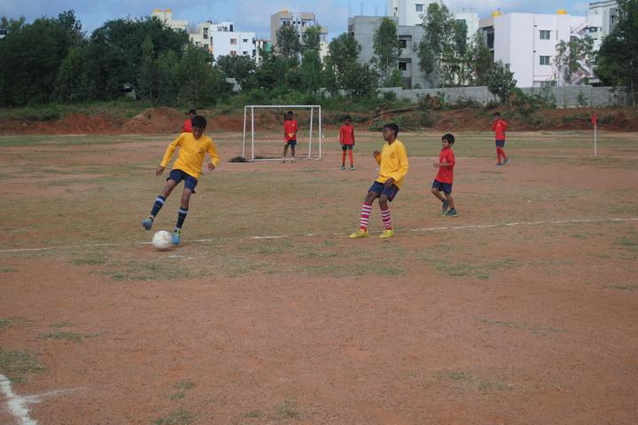 Wisdom Montfort International School-Play Ground