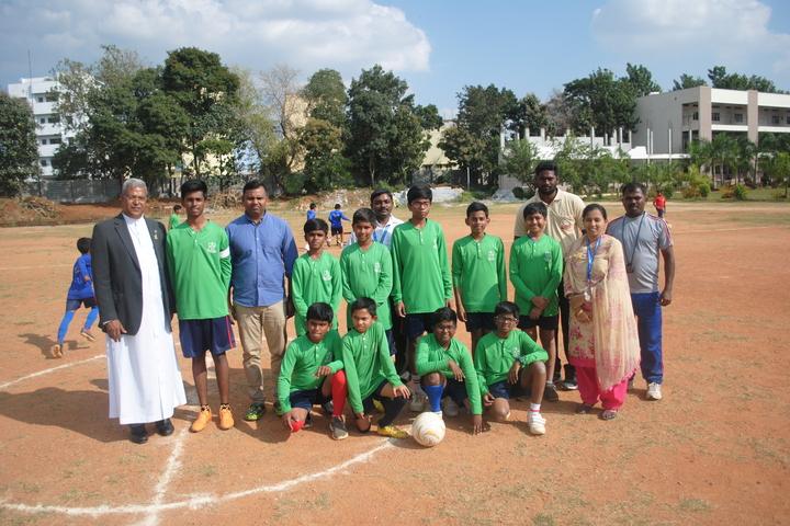 Wisdom Montfort International School-Sports