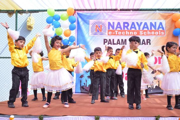 Narayana E Techno School-Annual Day
