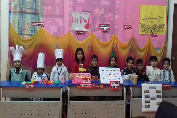 Narayana E Techno School-Exhibition