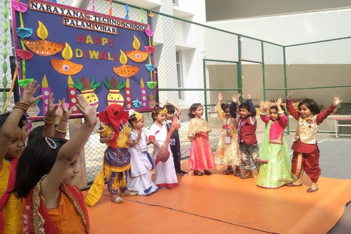 Narayana E Techno School-Fancy Dress