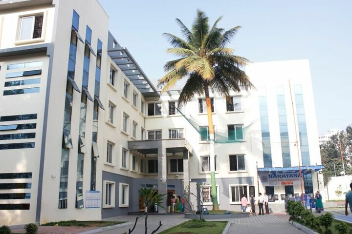 Narayana e Techno School-School Building