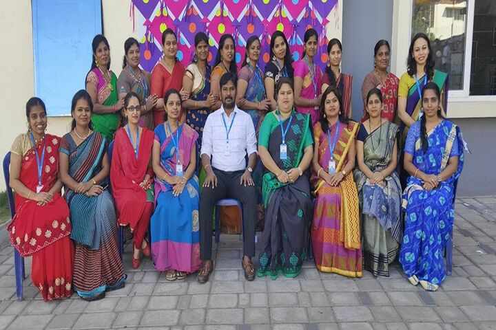 Narayana e Techno School-Staff