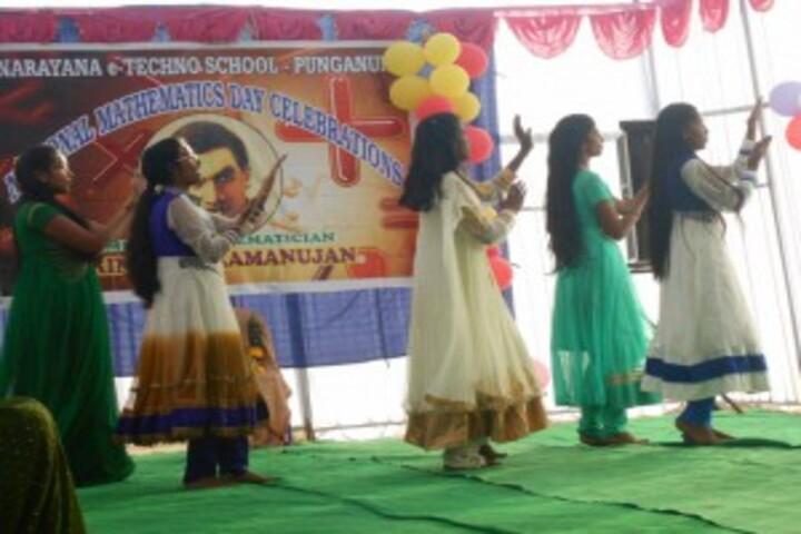 Narayana e - Techno School-Celebrations