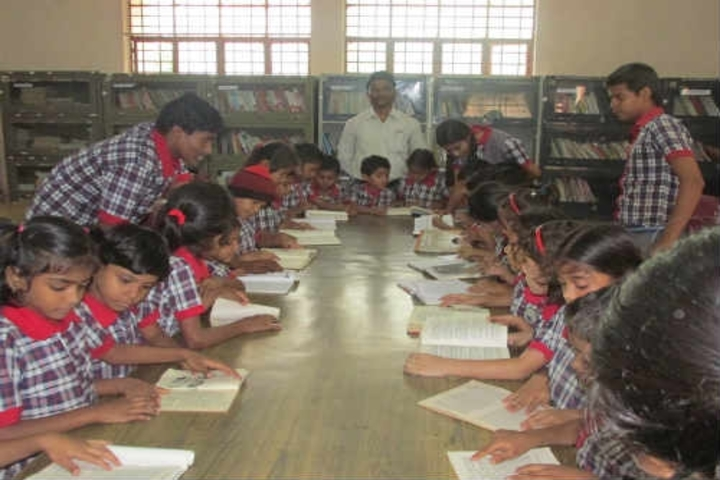 Kendriya Vidyalaya Dongargarh-Library